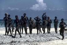 Andamanese  Indian Ocean / Andaman Islands. Jarawa tribe