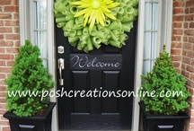Wreaths / by Roz Roach