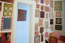 Quilts - Studio Lust / my wish for a quilting studio
