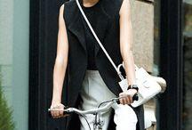 Cycling outfits / by Alma Alvarez