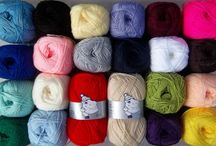 Knitting yarns for sale