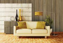 Ambientes Sudati / Dicas de como aplicar os padrões em MDF na decoração da sua casa ou escritório.