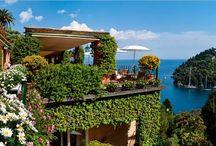 Belmond Hotel Splendido, Portofino / Slendid by name, splendid by nature:  http://www.italytraveller.com/en/z/hotel-splendido #ItalyTraveller