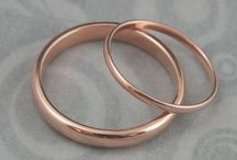 wedding rings♥
