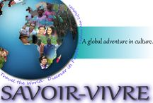 World Travel / Experience world travel from the comfort of your home with exciting SCOLA services like Savoir-Vivre and On the Street Videos. Learn more with your free trial at www.scola.org. No passport needed!