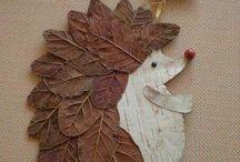 Podzimní nápady