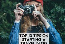 Blogging - Top 10 Travel Lists