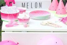 watermelon deco