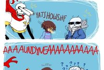 Undertale / It fills you with DETERMINATION