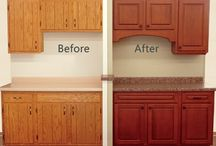 Cabinet Refacing Solutions / Cabinet Refacing - The Alternative to Remodeling