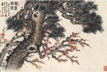 chinese brush p. maisemat