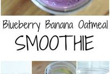 3 points breakfast smoothie