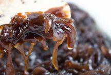 Recipes / Caramelised onions