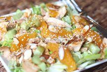 Salads / by Sheryl Weber