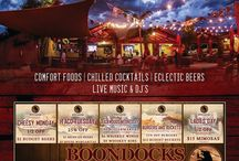 Boondocks / All events, happy hours, and specials of Boondocks patio and grill