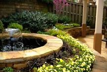 Creative Fountains / by Shelly Usher