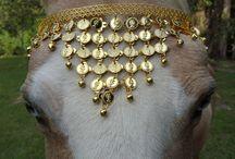 šperky na koně