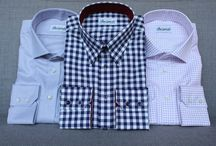 Shirts form Buczynski / https://www.facebook.com/media/set/?set=a.10152020298009844.1073742022.94355784843&type=3  #madetomeasure #mtm #buczynski #tailoring #shirts