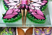 Daniella butterfly cake ideas