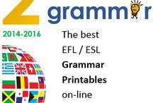 Język angielski Strony