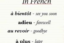 Learning French Language.