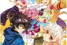 Karneval / Anime/Manga