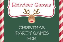 Christmas Party / Ideas for a Christmas Party