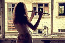 flute / music