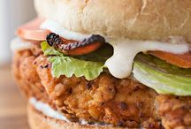 chicken sandwiches / to able to make all kinds of chicken sandwiches and enjoy them
