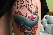 Tattoo - geeky