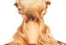 Hair / by Cara Parliament-Sietstra