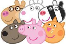 Cumpleaños Peppa Pig - VICKY