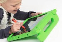 KidsCover / ipad en tablet hoezen, covers voor kinderen, kids