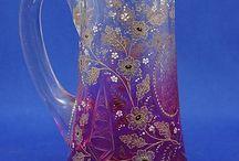 Üveg művészet-Glass art