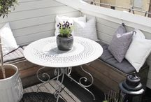 Balkon Inspiracje / Wystroje balkonu