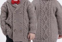 tricotage enfants