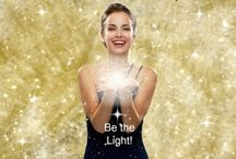 Heart Centered Holidays-Stay Calm & Carry On / Shine Your LIGHT for the Holidays