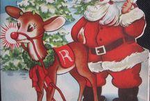 vntg-Santa Claus