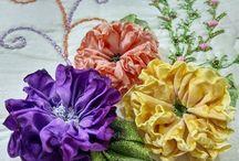 flores de listón