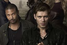 The Originals / My second favourite TV serie, after The Vampire Diaries  ❤️