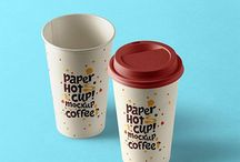 Coffee Cup Mockup Template
