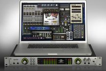 Digital Recording / All of digital recording essentials from converters to clocks, interfaces and controllers.