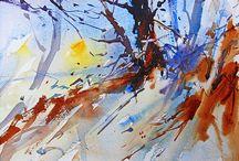 Festmények, rajzok