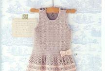 crochet baby's & children / by Elaine Jolly