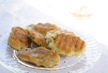 Snacks & Appetizers / Bit-size snacks and some ideas to serve the perfect Italian aperitivo.