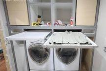 Laundry Reno ideas