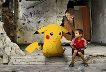 Pokemon in syria