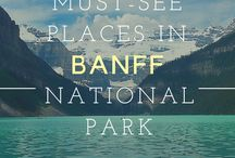Banff national park / Biketrip