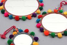Mirror crafts