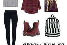 outfit idea <3